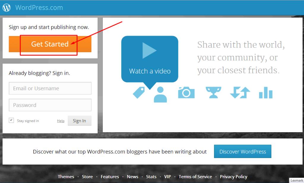 Jak i gdzie najlepiej założyć bloga za darmo na wordpress